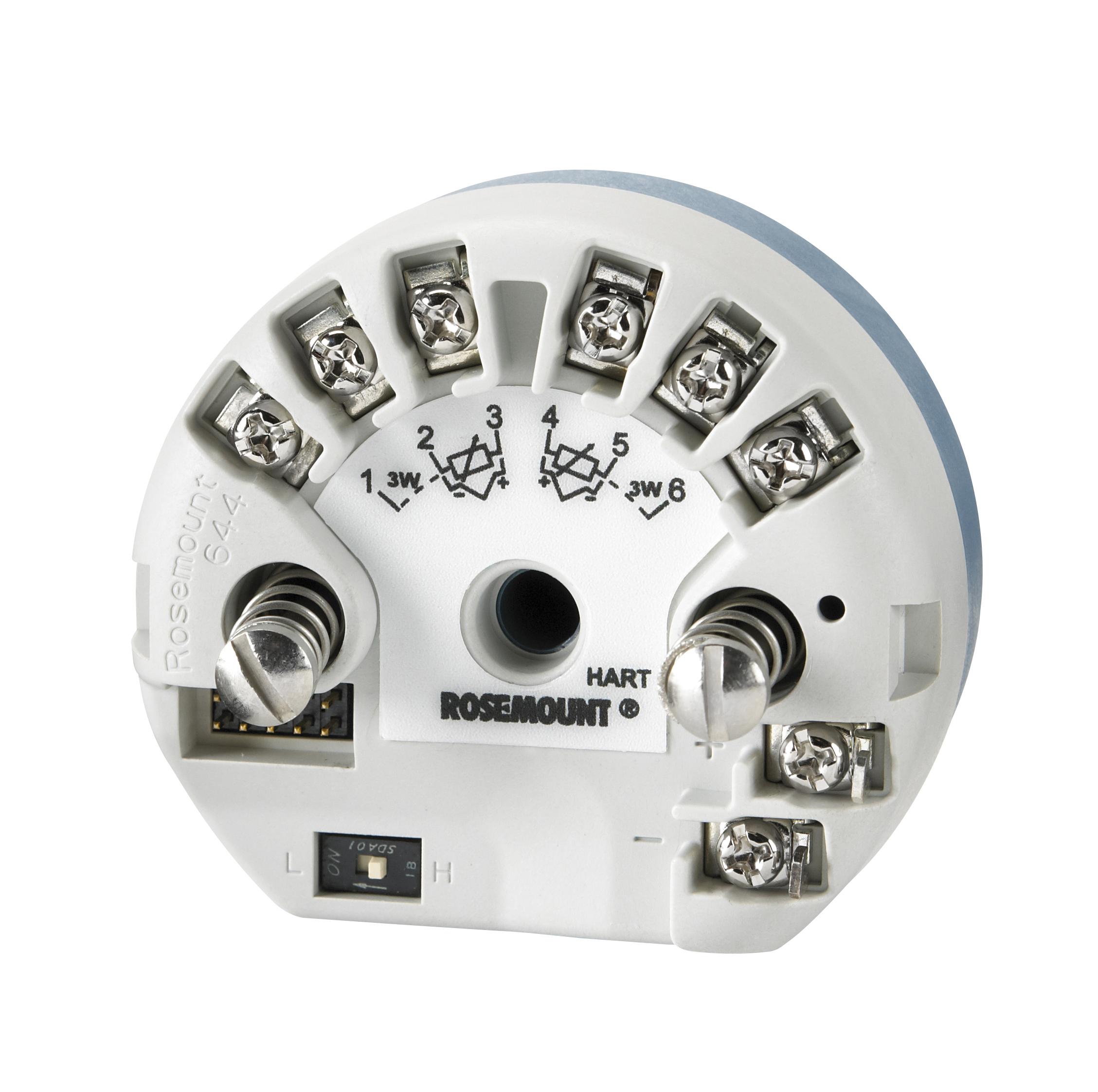 Rosemount 3144 Wiring Diagram And Schematics Hart 3144p Temperature Transmitter Visaya Source High Resolution Photo