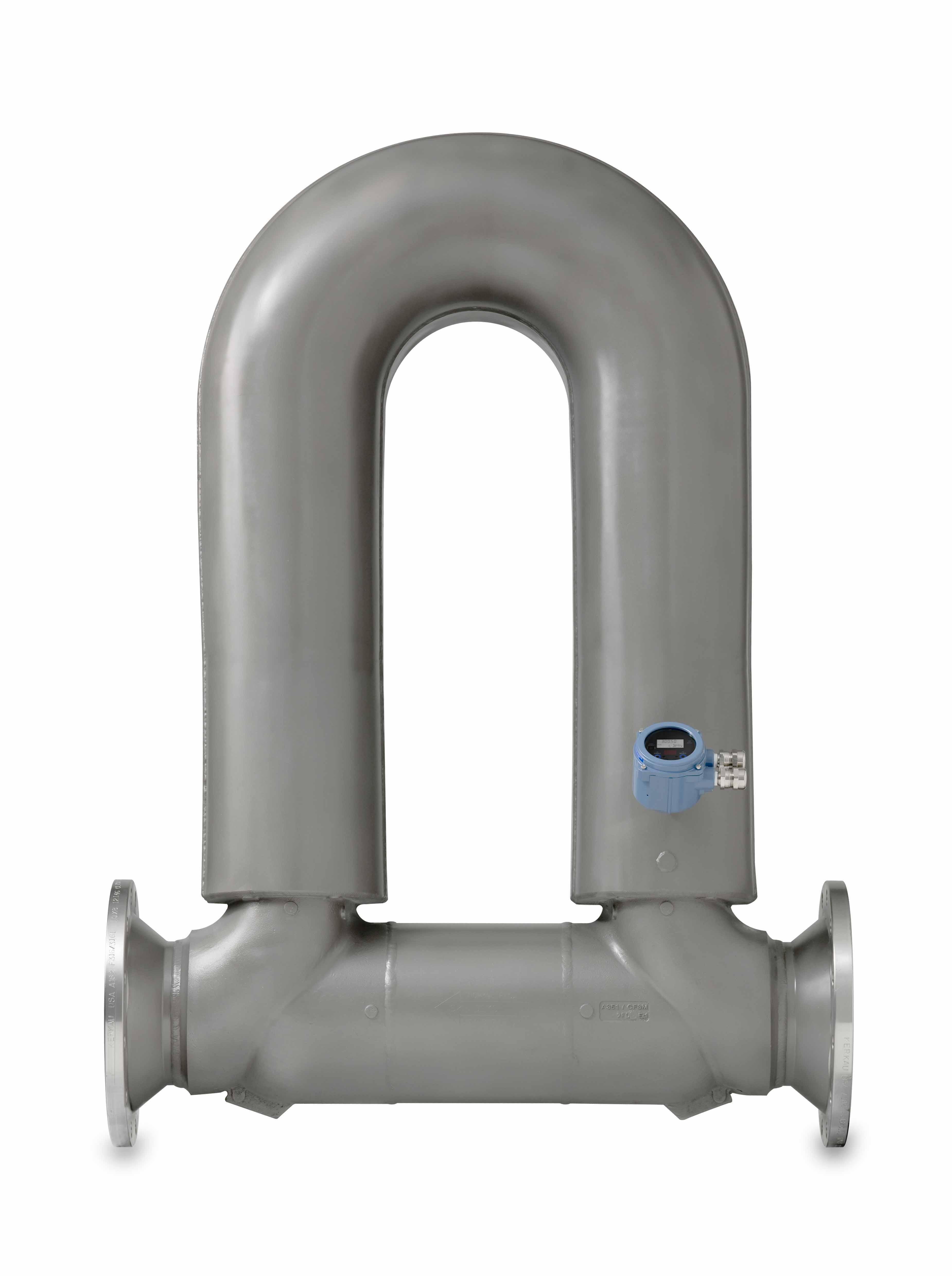 Emerson introduces largest ever ELITE® Coriolis flowmeter