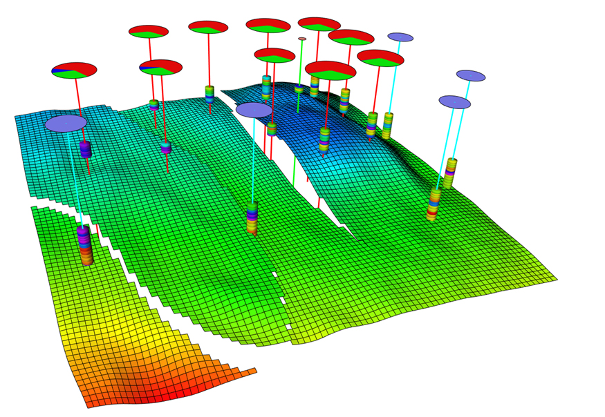 reservoir characterization thesis A parallel modelling approach to reservoir characterization a dissertation submitted to the department of petroleum engineering and the committee on graduate studies.