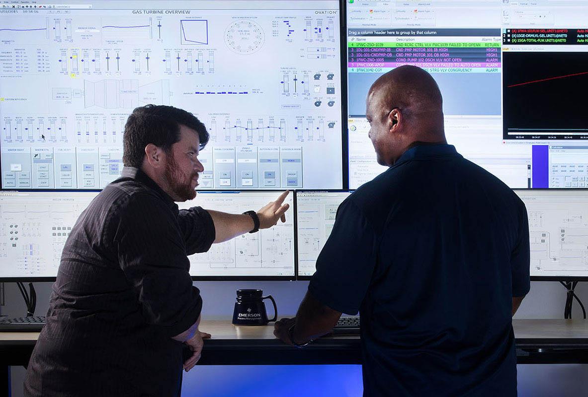 Gas Turbine Controls | Emerson US
