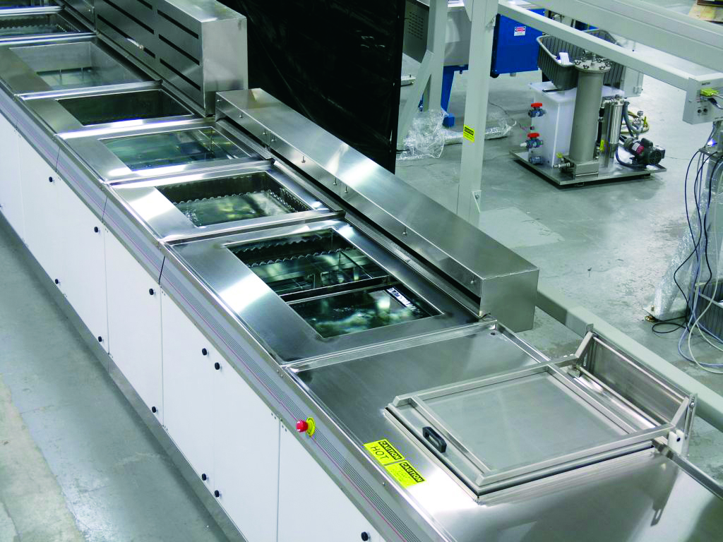 Ultrasonic Cleaning Components | Emerson US