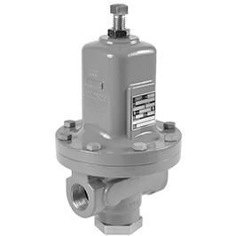 Fisher MR98 Series Back Pressure Regulator