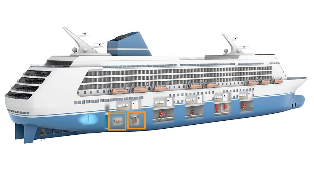 Cruise Ship - Cruise ship fuel