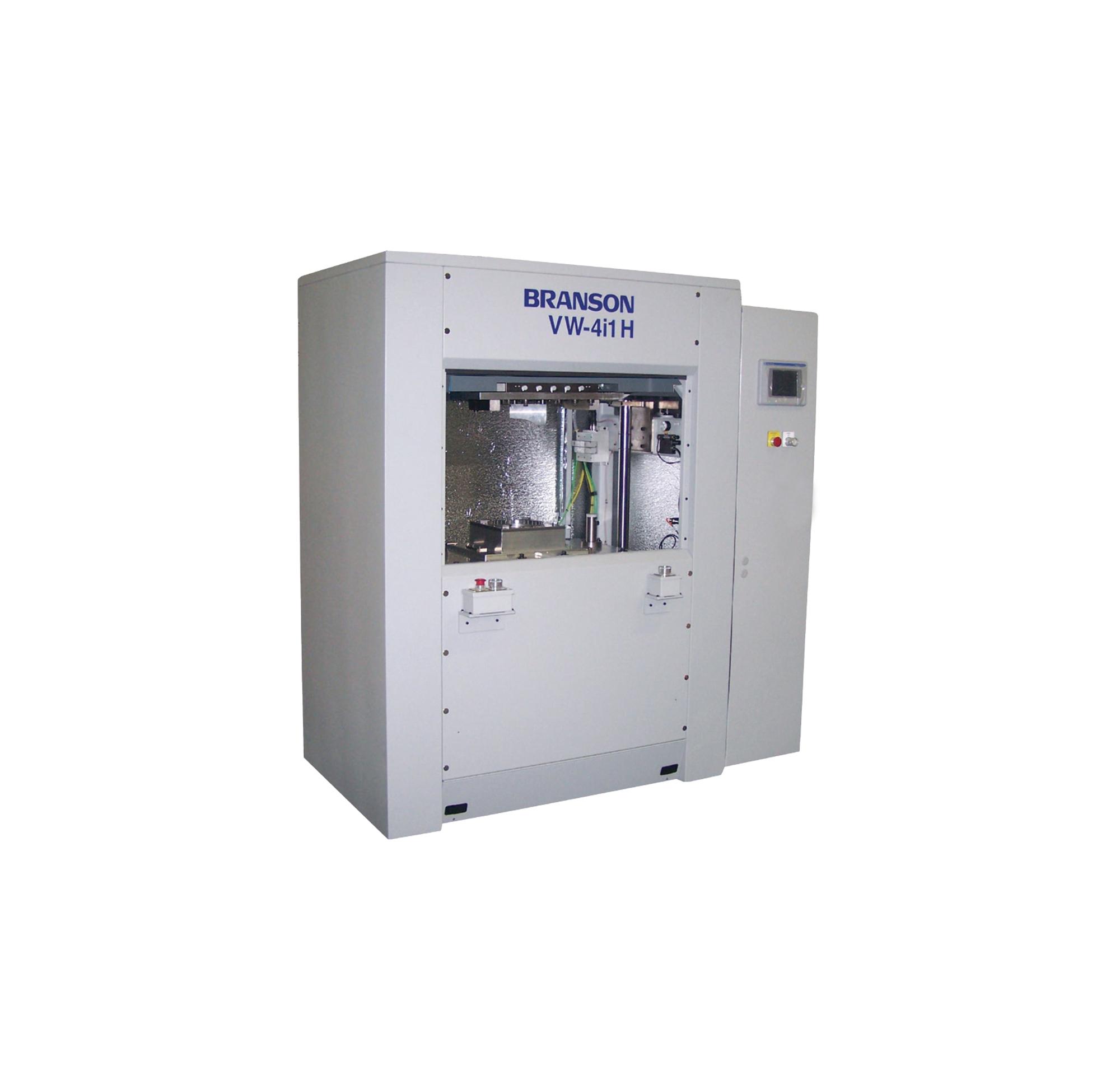 Plastic Vibration Welding | Emerson CA