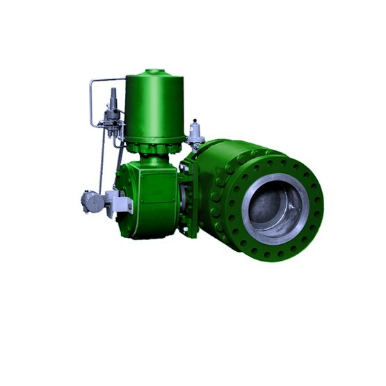 VAN BI FISHER- MỸ - Fisher™ V260 Control Valve