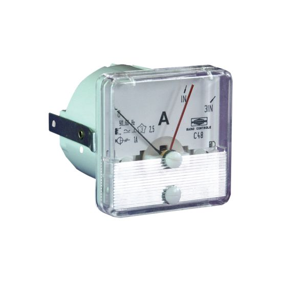 ATX™ V Series AC Ammeter | Controls | Emerson IN on