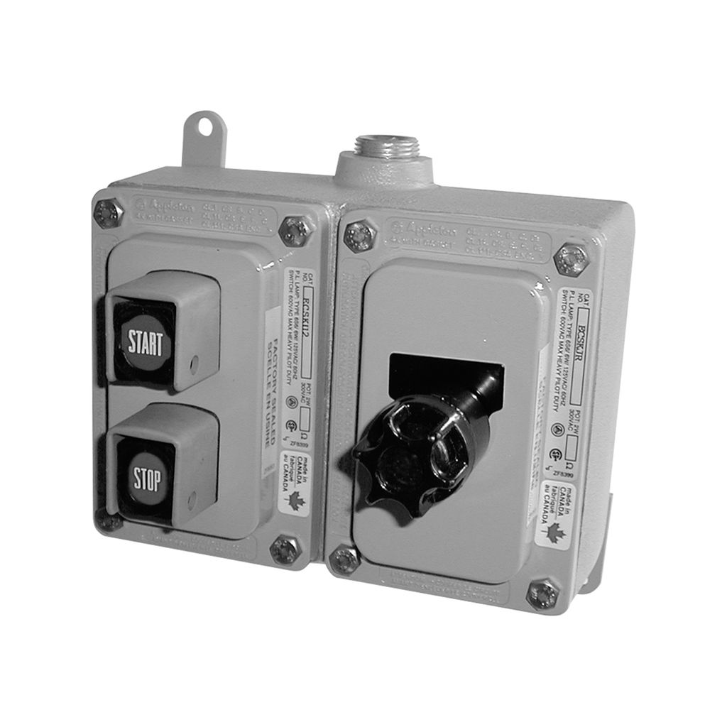ECS Series Selector Switch Control Stations | Controls | Emerson