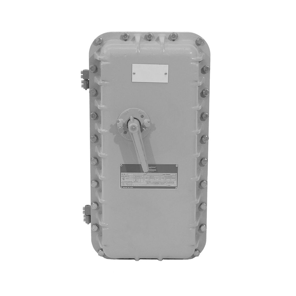 Aelb Series 65kaic Bolted Molded Case Circuit Breaker Distribution Working Of Breakers Appleton