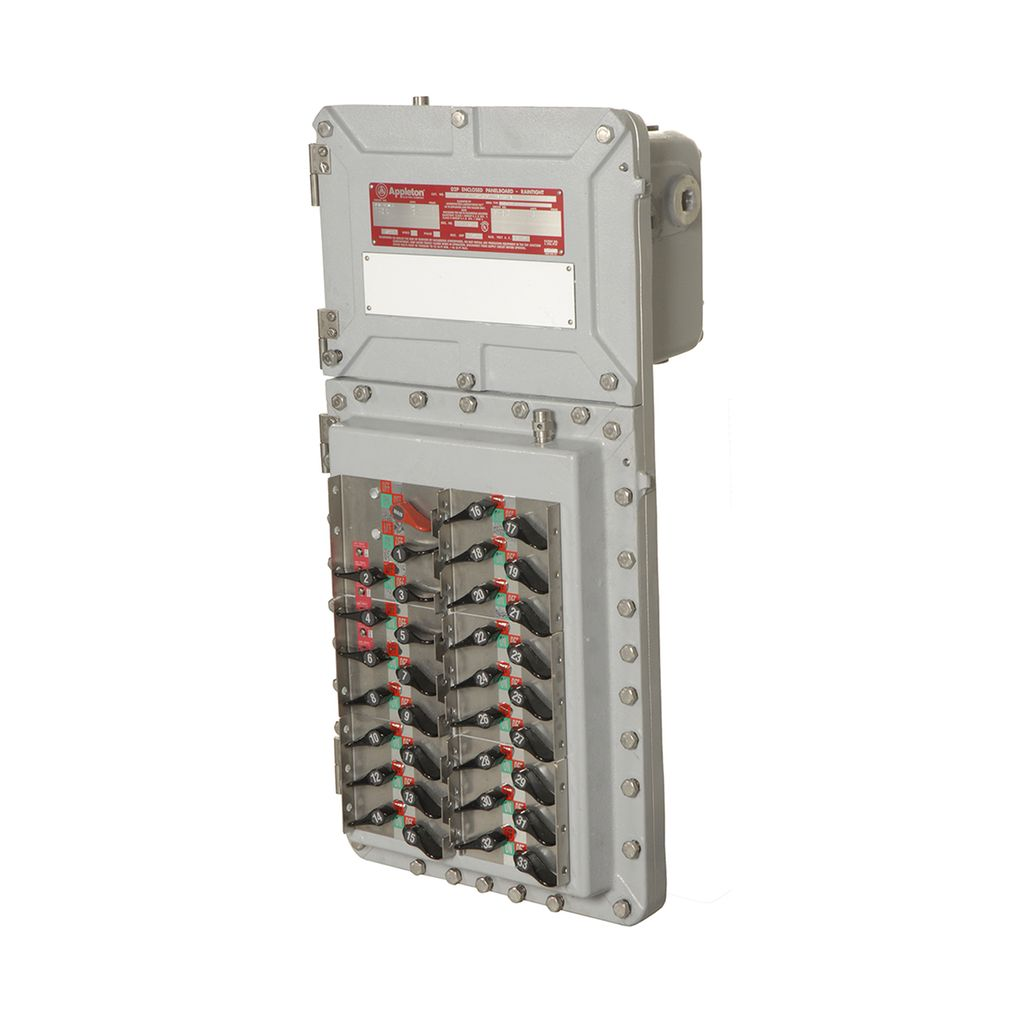 D2p And Ewp Factory Sealed Circuit Breaker Panelboards Panel Box In Addition Residential Appleton