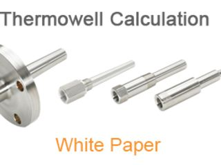 White Paper: Thermowell calculations