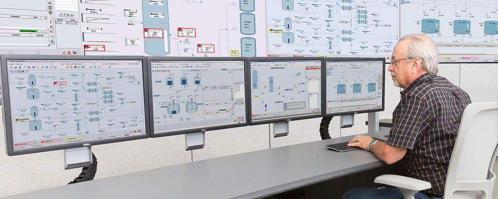 DeltaV Distributed Control System | Emerson US