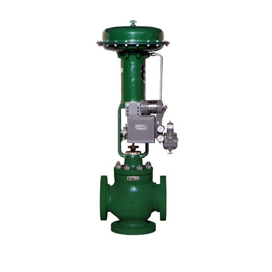 VAN ĐIỀU KHIỂN (Three-Way Valves ) FISHER - MỸ - Fisher™ YD And YS Three-Way Cage-Guided Valves