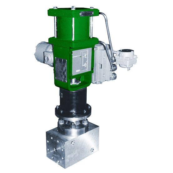 VAN ĐIỀU KHIỂN ( Engineered Products ) FISHER - MỸ - Fisher™ HVP Polymer Flow Control