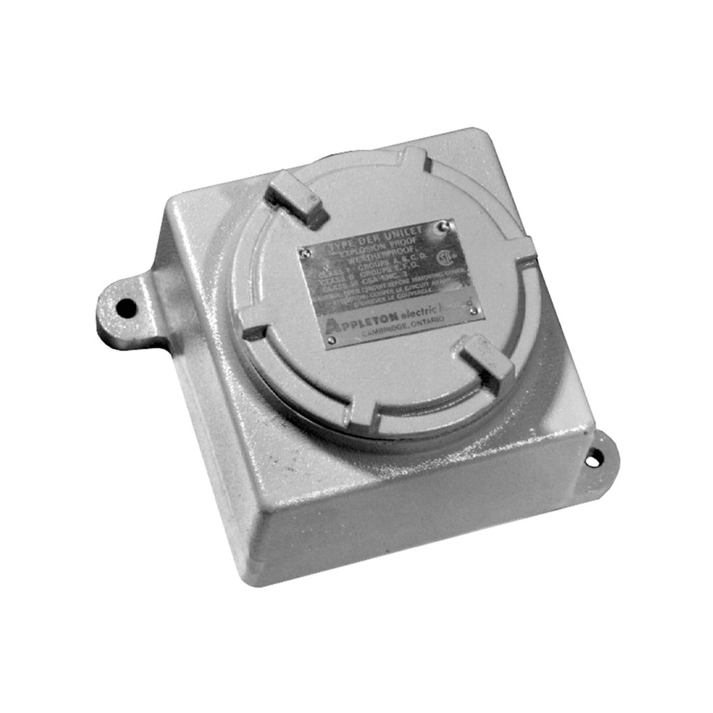 Der Gub And Gubm Cast Junction Boxes Enclosures Emerson Gb Box Industrial Plastic Waterproof Electrical Appleton
