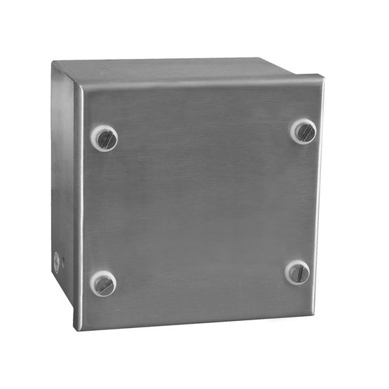 SJB 316L Stainless Steel Junction Boxes   Enclosures   Emerson IN