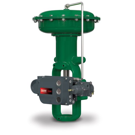 Fisher™ 657 and 667 Diaphragm Actuators | Emerson US