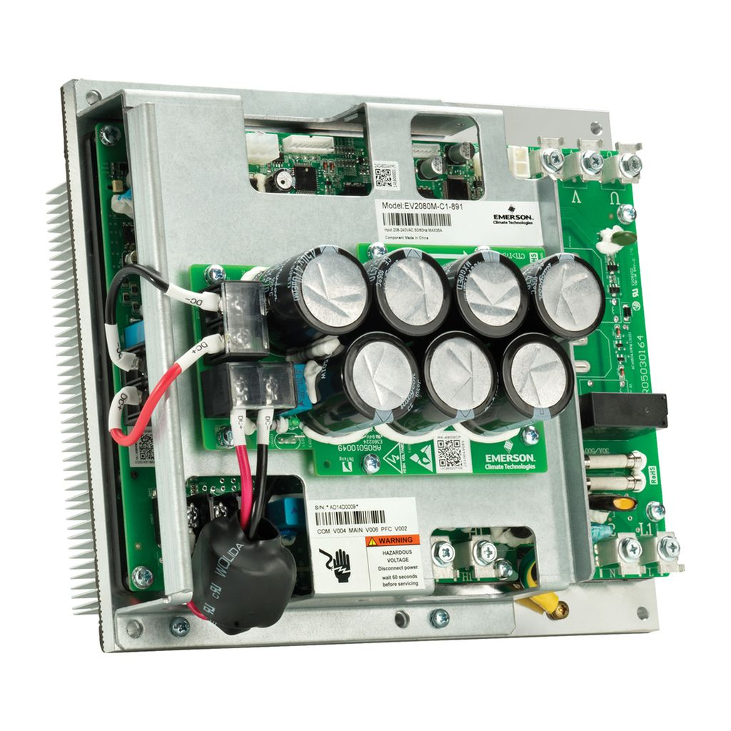 Variable Speed Drive For Residential Solutions
