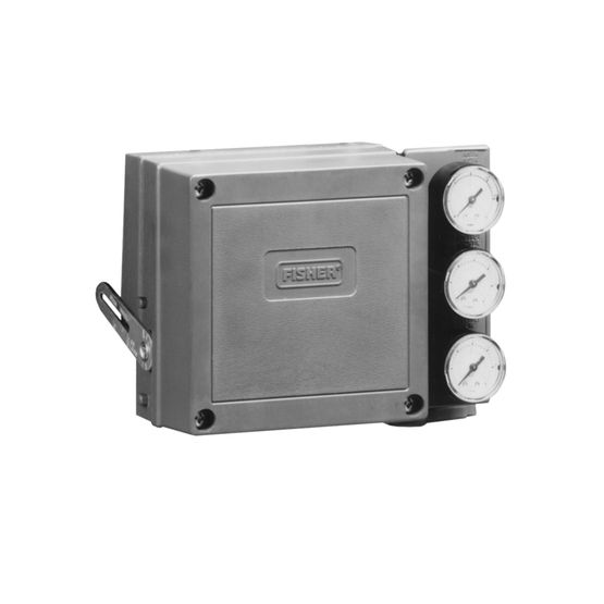 Fisher™ 3582 Pneumatic Single-Acting Positioner | Emerson US