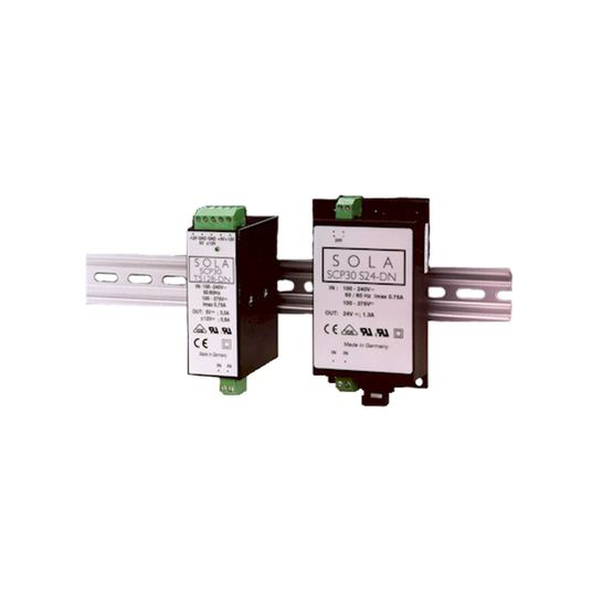 SCP Series 30 Watt Switched Power Supplies | Power Supplies | Emerson US