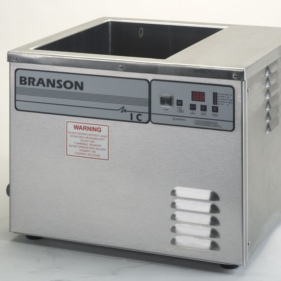 Branson IC Integrated Ultrasonic Cleaning Unit | Emerson US