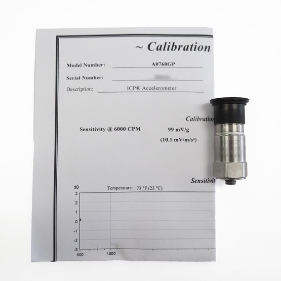 A0760GP Premium General Purpose Accelerometer | Emerson US