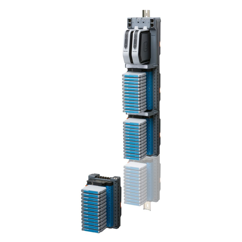 Deltav Is Electronic Marshalling Emerson Us Intrinsically Safe Wiring Pdp S Series
