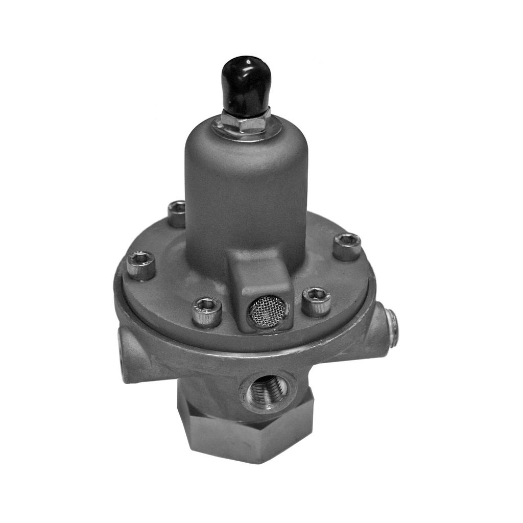 Fisher Types 1301F and 1301G High Pressure Regulators