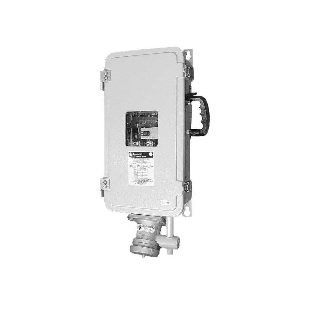 Idsr Interlocked Switched Receptacles Plug And Receptacle Emerson Us Image 50 Amp Welder Wiring Download Appleton