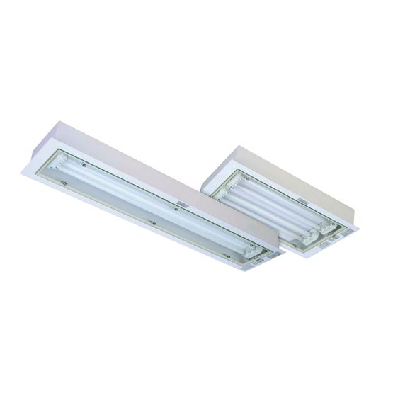 Atx Re Series Recessed And Surface Mounting Fluorescent