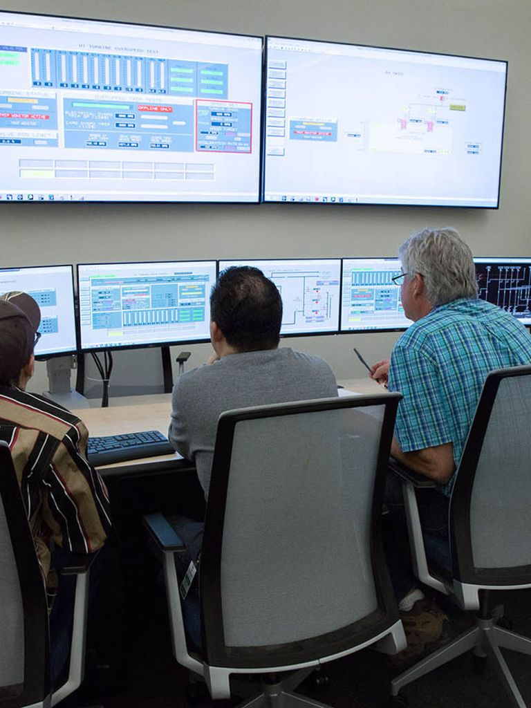Power Plant Simulator Emerson Us Electrical Wiring Flexible Solutions For Accurate Decision Making