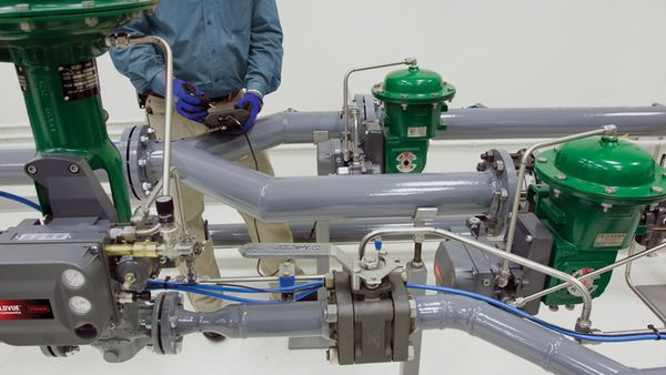 Image result for control valve system oil and gas