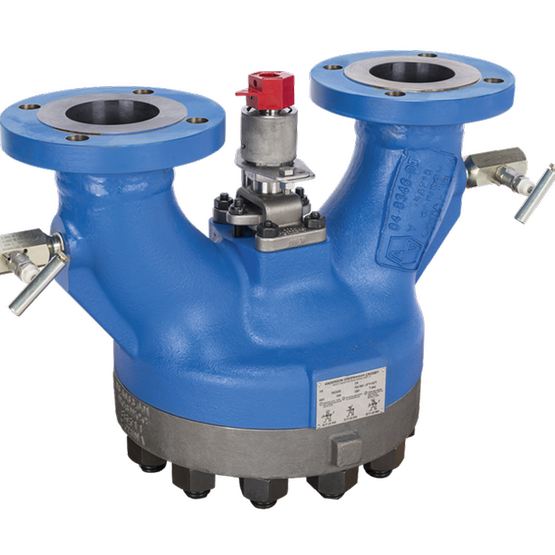 Anderson Greenwood Safety Selector Valve | Emerson US