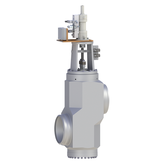 VAN ĐIỀU KHIỂN ( Engineered Products ) FISHER - MỸ - Sempell Model 146 Severe Feedwater Service Valve