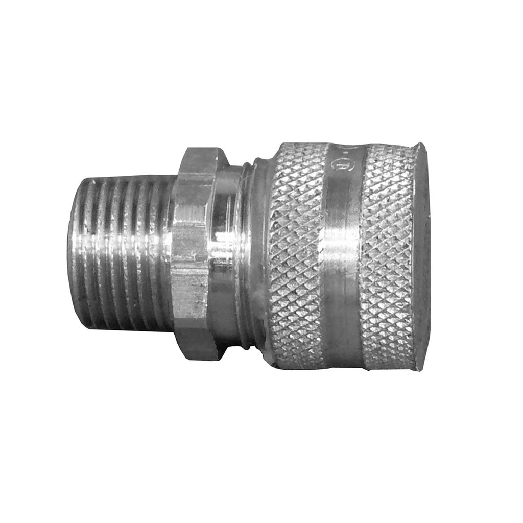 Stainless Steel and Aluminum Liquidtight Cable/Cord Connectors ...